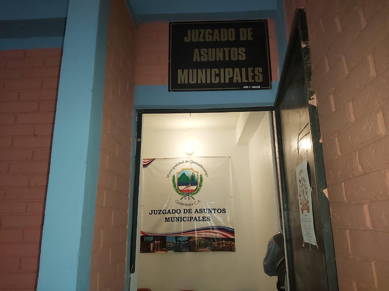Investigan caso de corrupción en el Juzgado de Asuntos Municipales