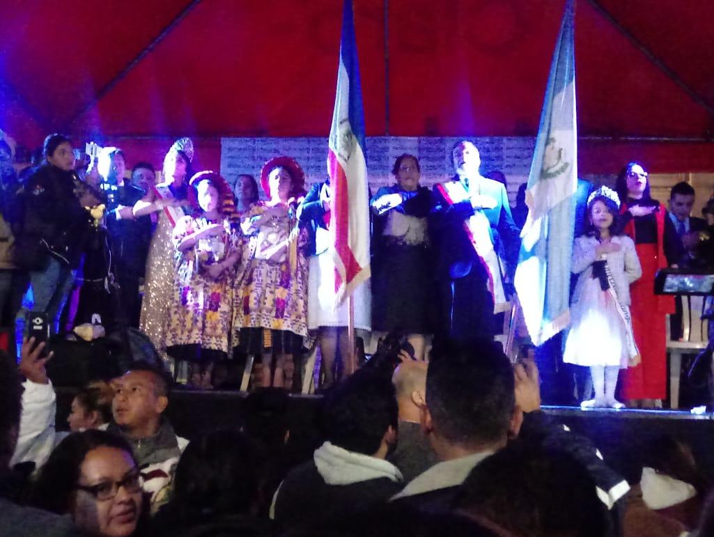 Luis Grijalva participa en sus últimos actos de feria como alcalde