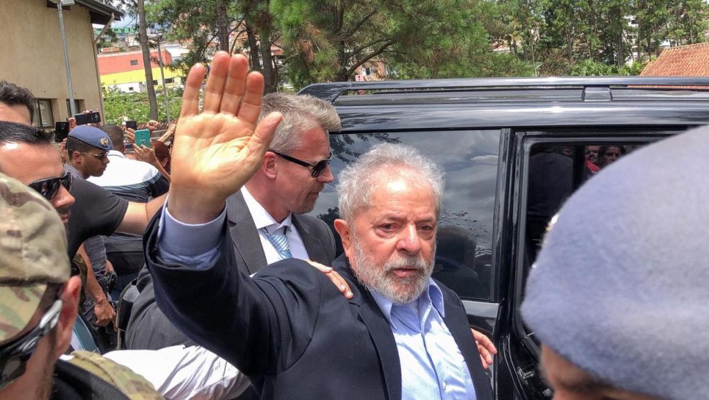 Lula es declarado ciudadano de honor de la ciudad de París