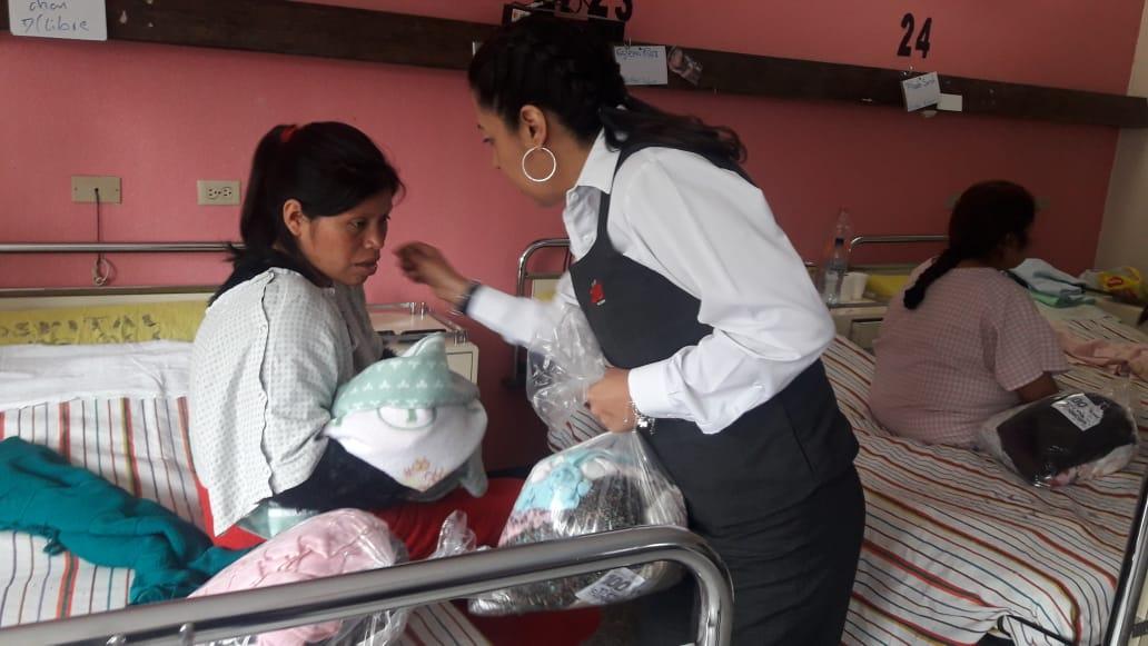 En el Día del Niño FundaCien entrega Bolsitas de Ternura