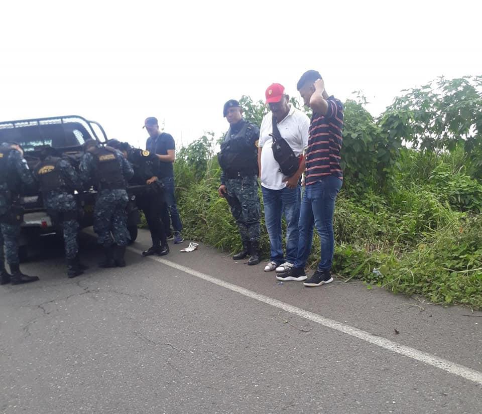 Capturan al alcalde de la Nueva Concepción