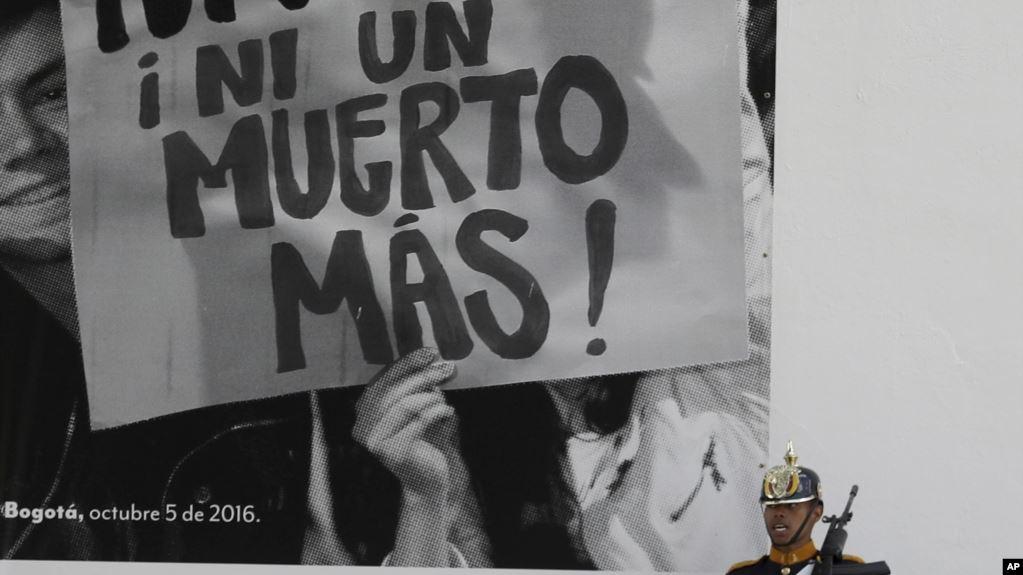 Colombia: Asesinan a tiros a cinco indígenas y al menos seis están heridos