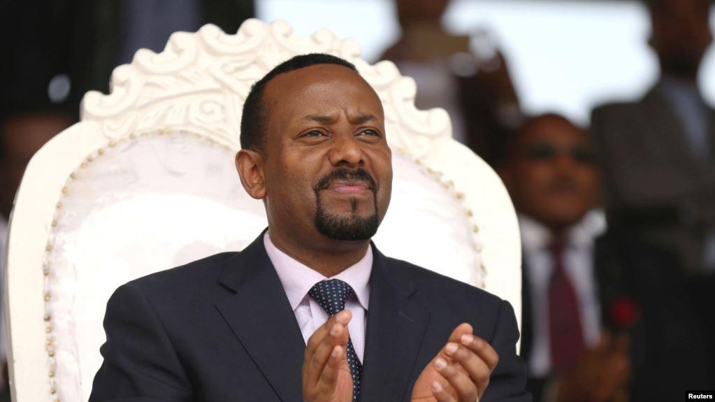 Primer ministro de Etiopía gana el premio Nobel de la Paz