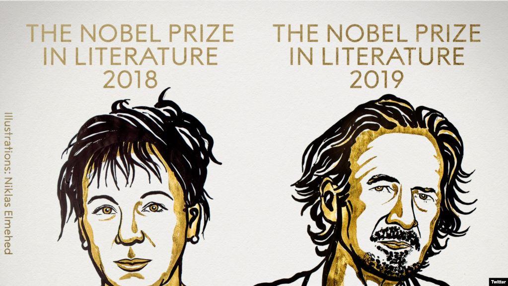 Un austriaco y una polaca ganan los premios Nobel de Literatura de 2018 y 2019.