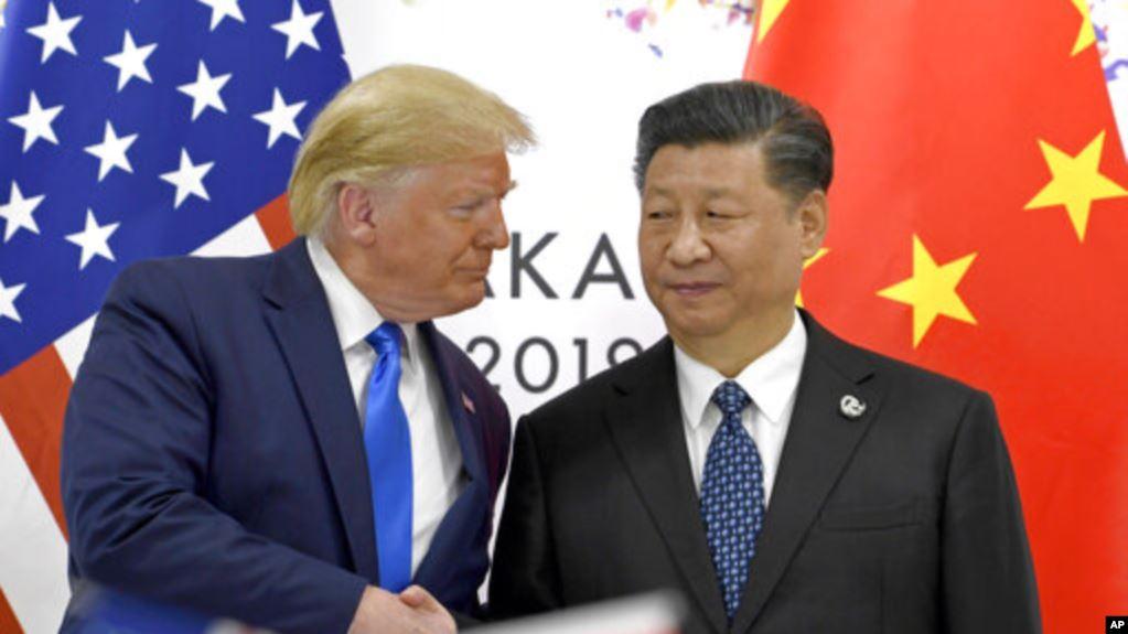 Trump dice que pronto habrá anuncio sobre sede para firmar «fase 1» de acuerdo EE.UU.-China