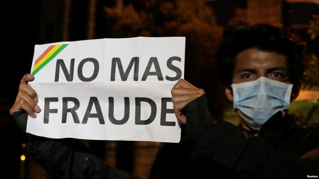 Bolivia: Inicia paro cívico a la espera de resultados oficiales de las elecciones