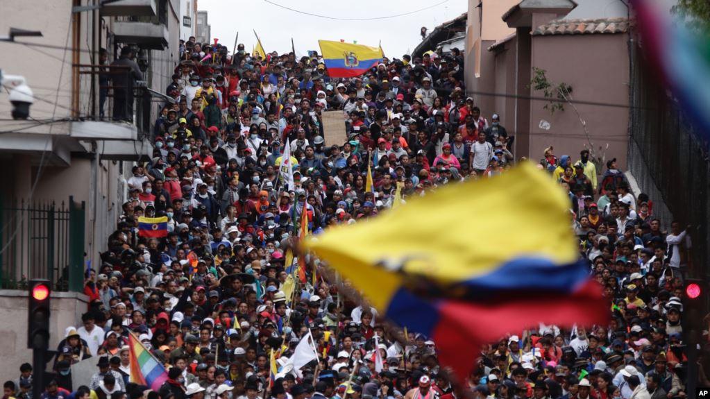 Moreno regresa a Quito: «Los diálogos empiezan a dar frutos» en Ecuador