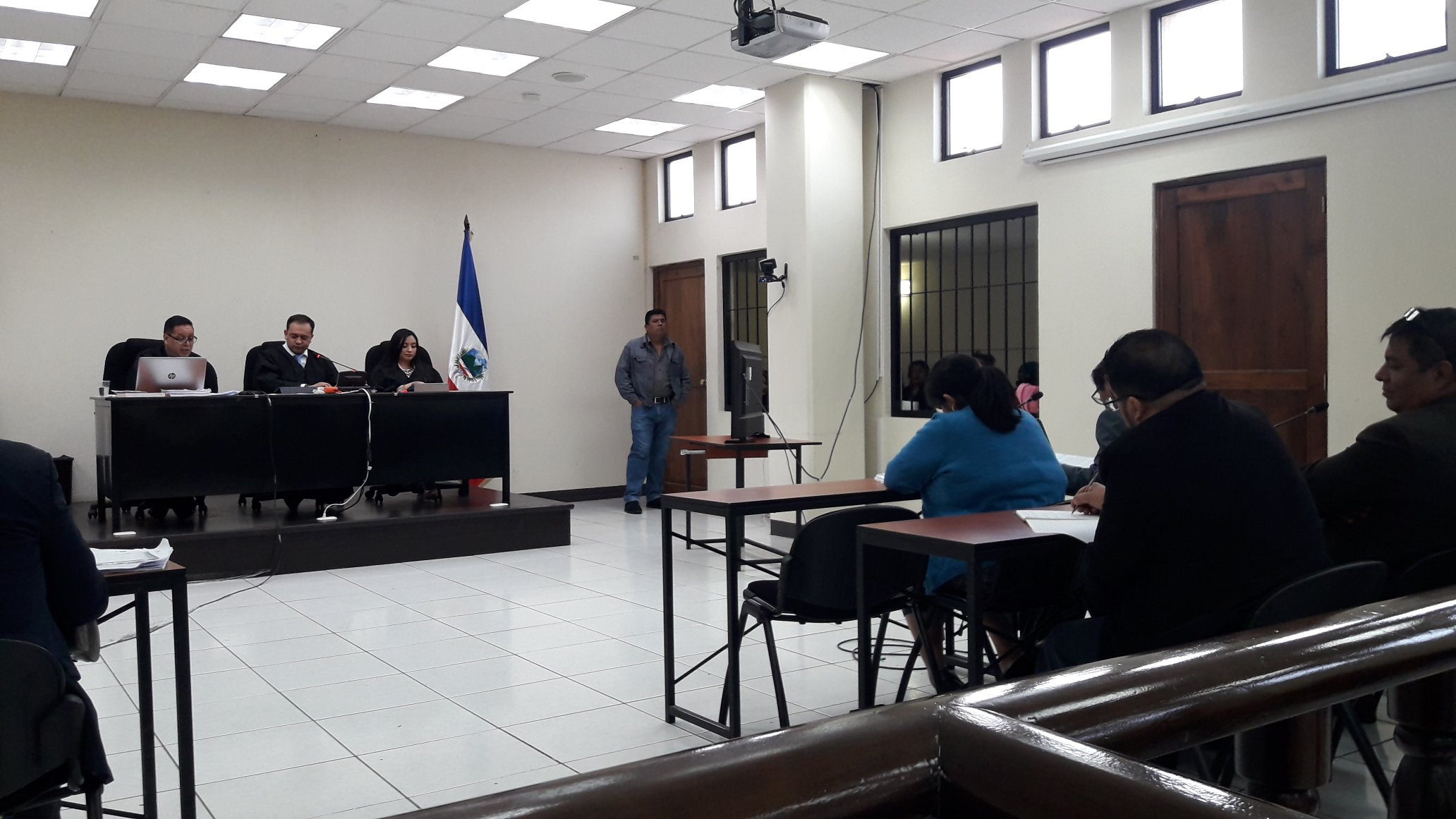 Tribunal dictará sentencia a 35 acusados de extorsión y otros delitos