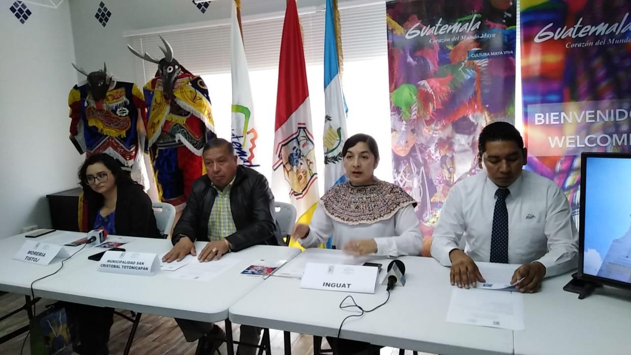 Festival en San Cristóbal Totonicapán, busca promover el turismo