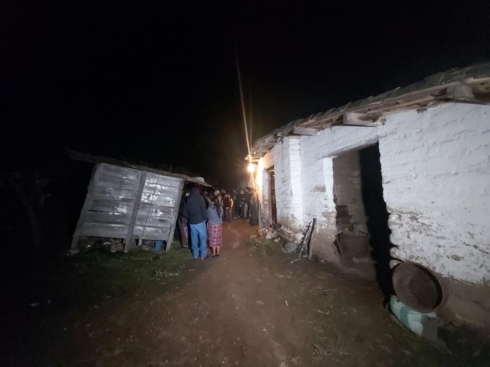 Investigan muerte de mujer en Salcajá