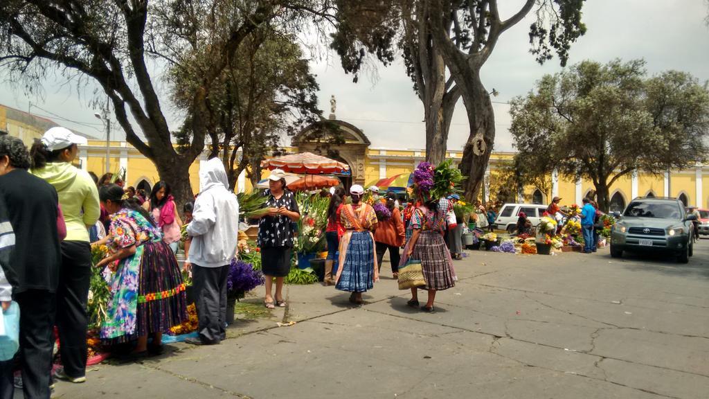 ¿En qué fechas instalarán ventas por el Día de Todos los Santos en El Calvario?