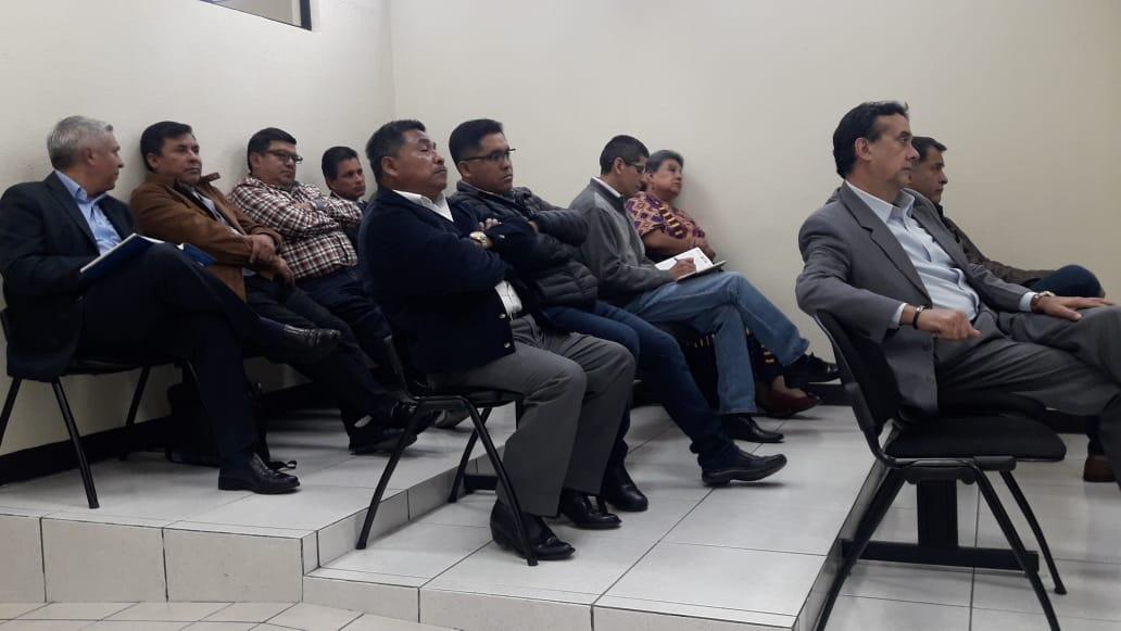 Juez decide sobre situación de Jorge Palomo en el caso de corrupción en la comuna de Xela