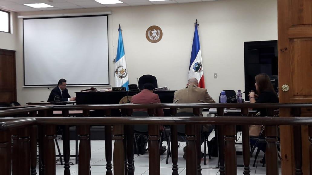 Continúan audiencias en el caso de corrupción en la Muni de Xela