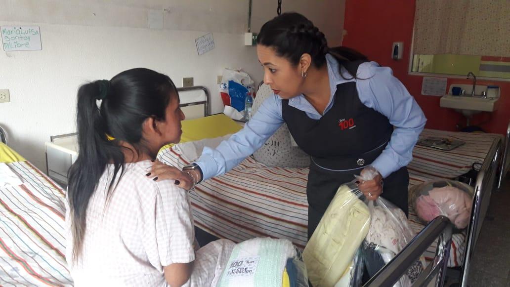 FundaCien solicita la donación de ropa por época fría
