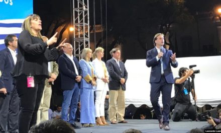 Uruguay: Ajustada ventaja de Lacalle Pou demora resultado definitivo