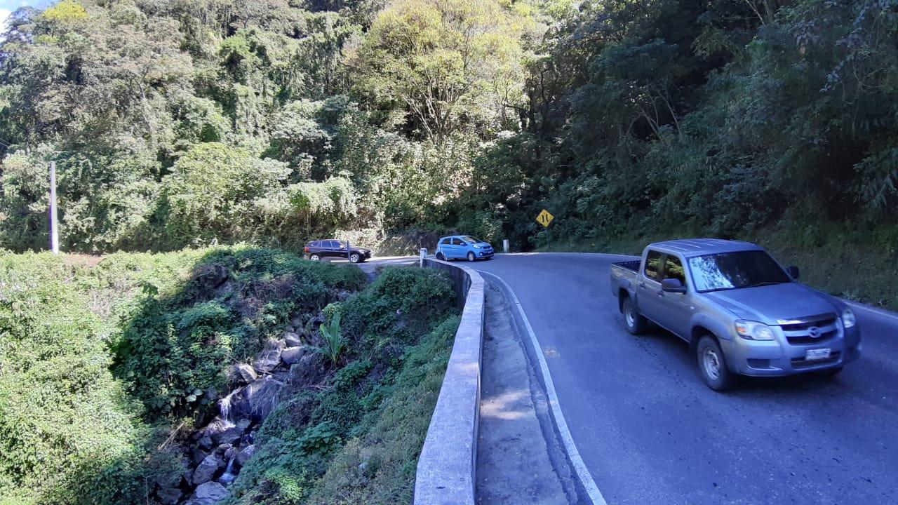 Confirman intento de asalto en ruta a Panajachel
