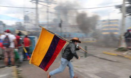 Informe: Bachelet llama al diálogo para prevenir más conflictos en Ecuador