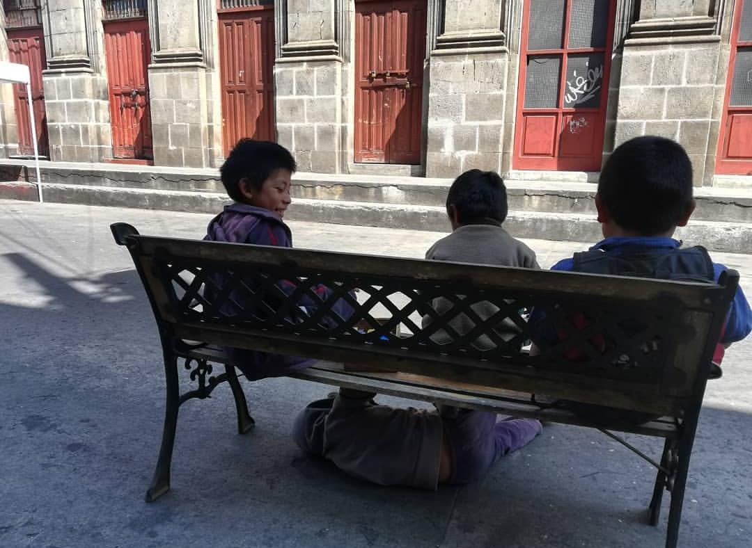 El futuro del país, abandonado por el Gobierno guatemalteco
