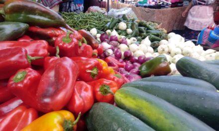 Aumentan precios de verduras