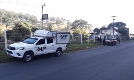 Incidente armado protagonizado por agente de la PNC