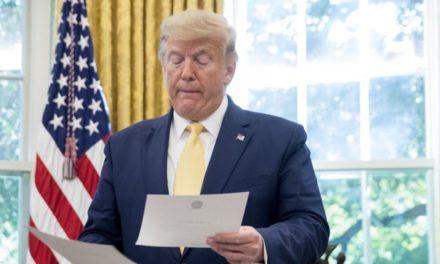 Trump: «Nicaragua sigue representando una amenaza para la seguridad nacional»
