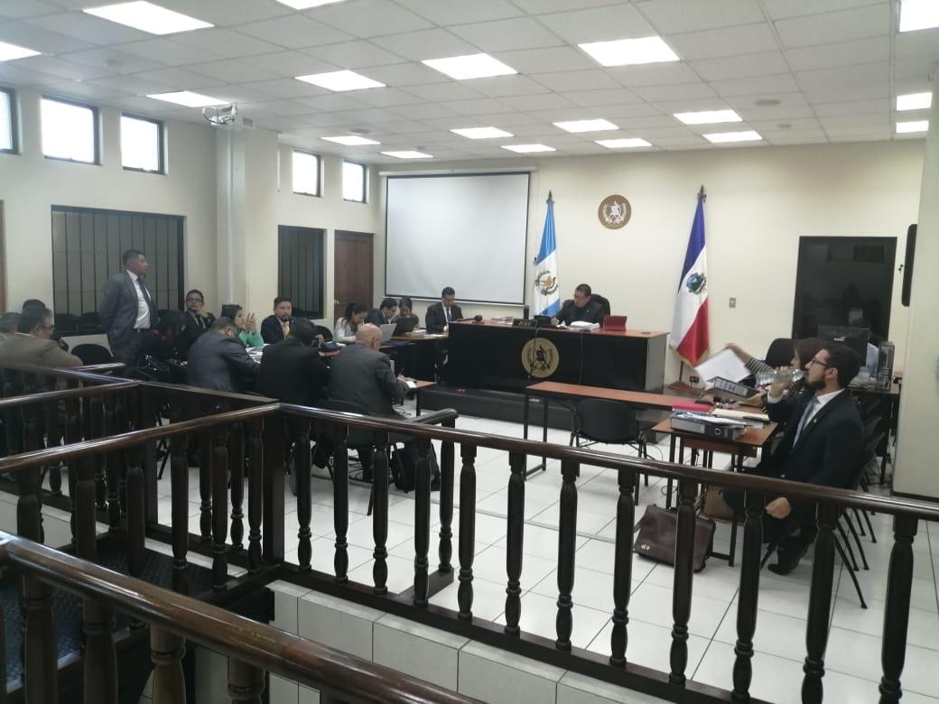 Iniciará etapa intermedia del proceso por corrupción en la Muni de Xela
