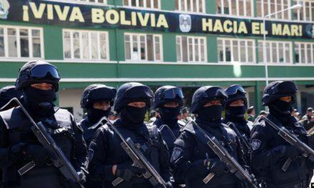 Gobierno de Bolivia crea un grupo antiterrorista