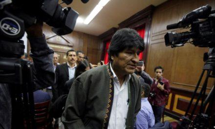 ABC: Evo Morales quiere presencia de Rusia en América Latina