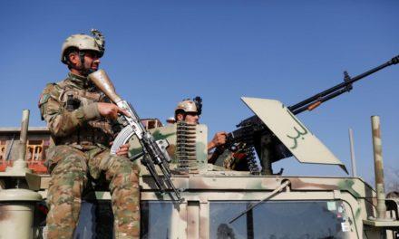 Afganistán: Muere un militar estadounidense en servicio