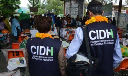 CIDH busca asegurar respeto a libertades individuales en El Salvador