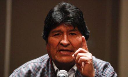 Canciller: Expresidente de Bolivia Evo Morales está en Argentina como refugiado