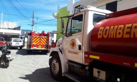 Conozca la posible causa de incendio en la zona 7 de Xela