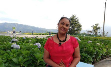 Claudia Cermeño: una guatemalteca que regresó de EE.UU. a su país por «nostalgia»