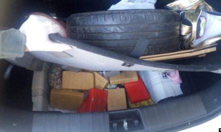 Detienen en Argentina a excónsul boliviano con cocaína en su vehículo