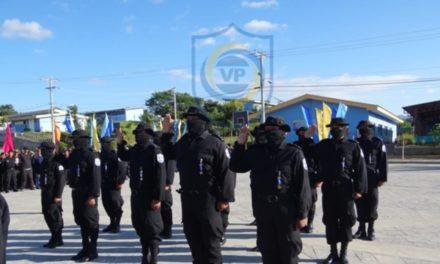 Nicaragua: Policía condecora a agentes que participaron en cuestionada operación en Masaya