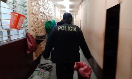 Localizan droga, teléfonos y licor en la Granja Penal Cantel