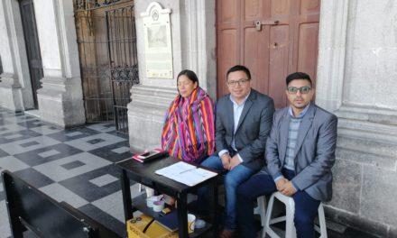 ¿Quiénes son los 25 que buscan el cargo de gobernador de Quetzaltenango?