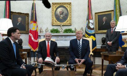 Trump y primer ministro israelí anuncian esperado plan de paz para Medio Oriente