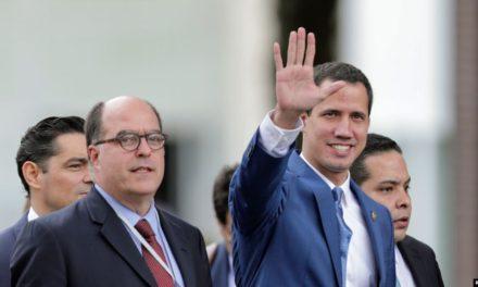 Guaidó llega a Londres, Europa le confía el futuro de Venezuela