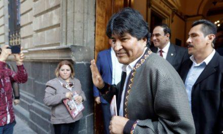 Bolivia condena sugerencia de Evo Morales de crear milicias armadas