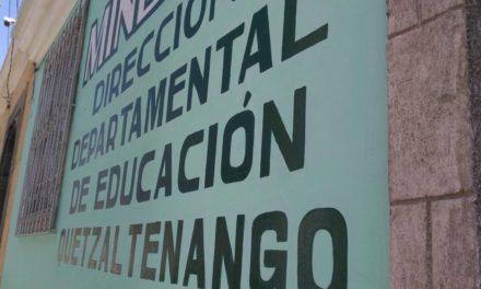 Dideduc reorganizará establecimientos asignados a supervisores