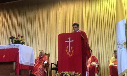 """Obispo nicaragüense insiste en """"acuerdo y humildad"""" para resolver la crisis en país"""