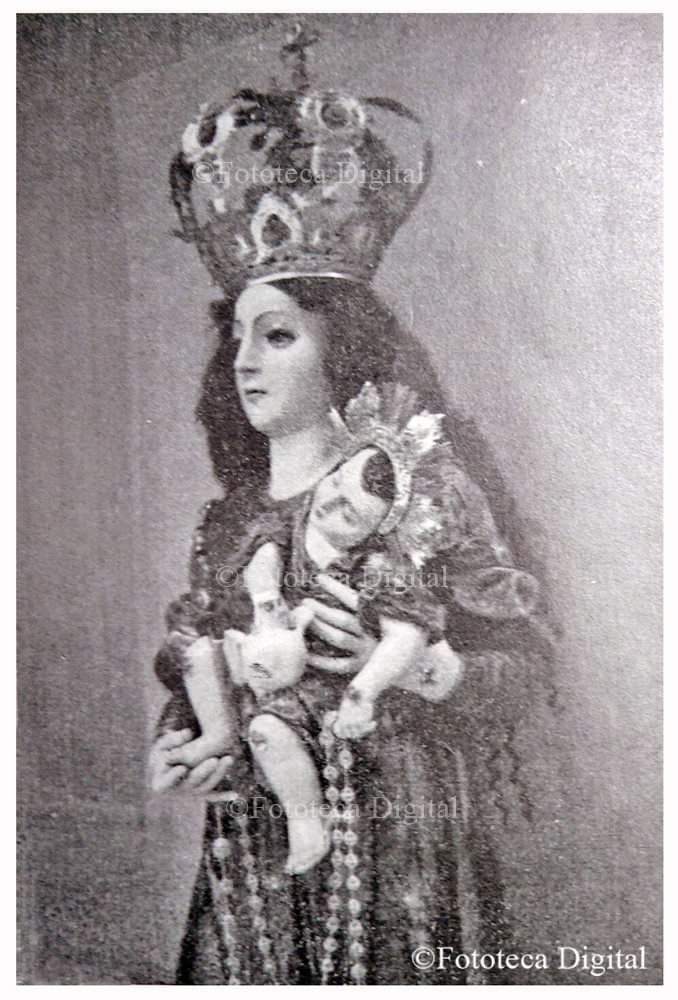 Se cumplen 239 años de la consagración de la Virgen del Rosario