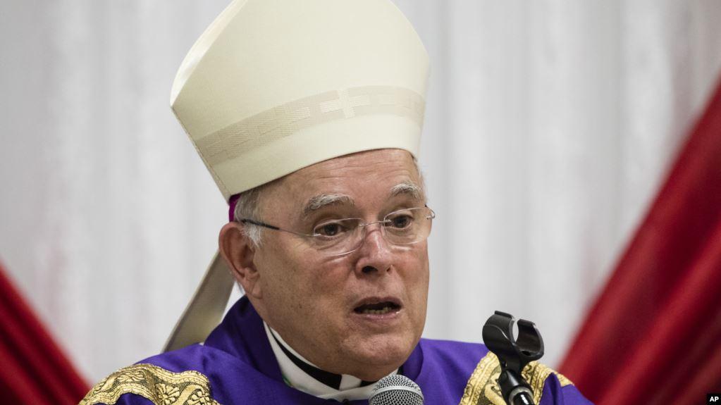 Papa designa prelado hispano como arzobispo de Filadelfia