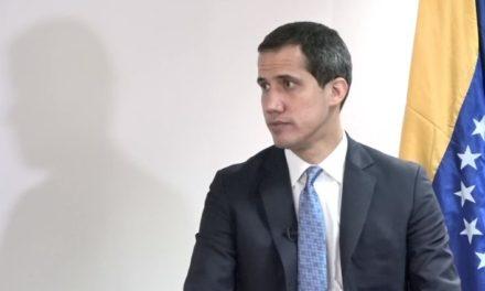 Guaidó: Hay una clara vinculación de Maduro con el terrorismo internacional