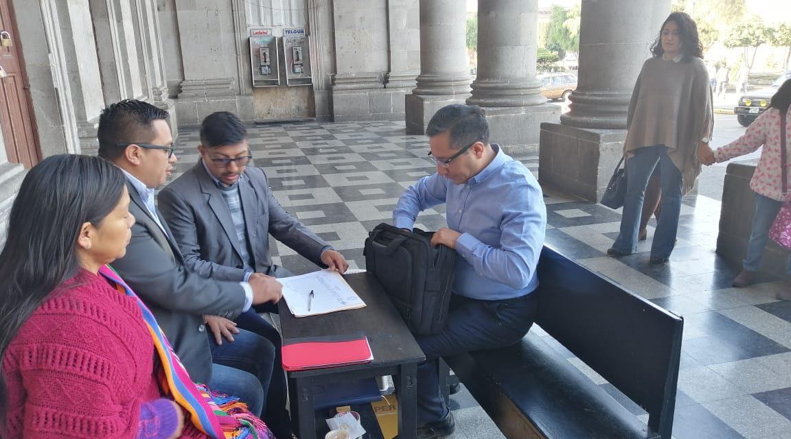 Gobernador de Quetzaltenango busca seguir en el puesto