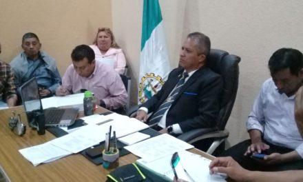 Concejo Municipal de Panajachel se aumenta salarios