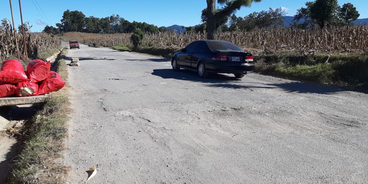 Carretera en mal estado afecta exportación de arveja china y mini brócoli