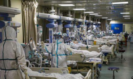 Sistema médico chino abrumado por los miles de casos de coronavirus