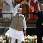 Trump anuncia acuerdo militar con India y expresa optimismo por pacto comercial
